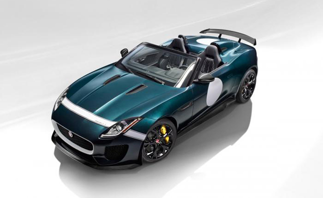 Jaguar Mulling Lighter F-Type Model