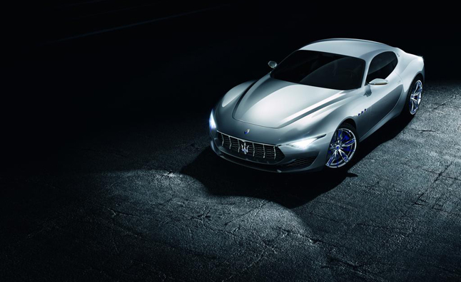 Maserati Sets 75,000 Unit Cap on Global Sales