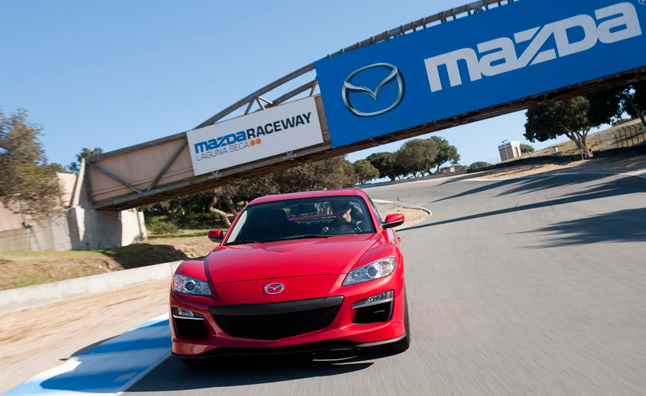 New Mazda RX-7 May Get Turbo Rotary: Report