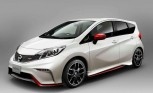 Nissan Note Nismo Coming This Fall in Japan