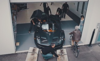 Pagani Huayra Sells Best in America