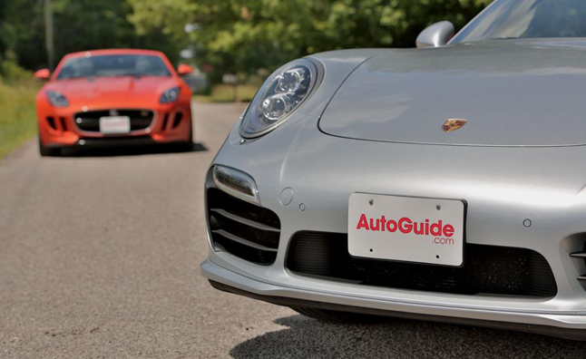 Porsche, Jaguar Lead J.D. Power APEAL Study