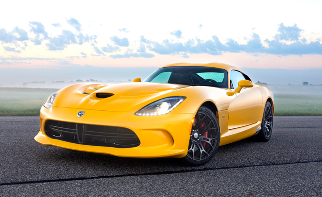 Dodge Viper Production Paused… Again