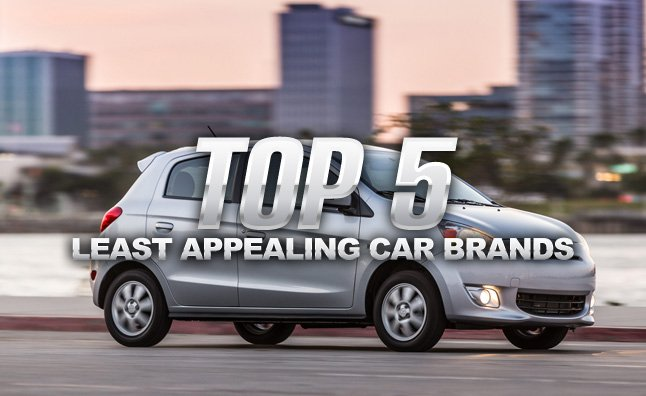 top-5-least-appealing-car-brands