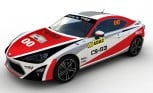 Toyota GT86 CS-R3 Rally Car Heading to WRC