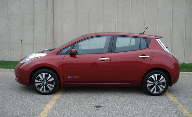 Next Nissan Leaf to have Double the Range