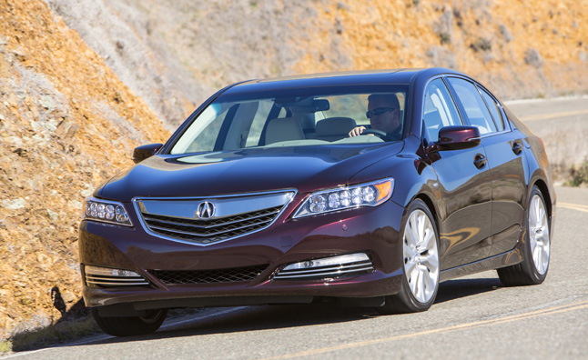 Acura RLX Hybrid Delayed Due to Technical Issues