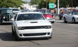 Hellcats Roar at the Woodward Dream Cruise