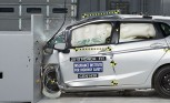 2015 Honda Fit Earns IIHS Top Safety Pick After Quick Fix
