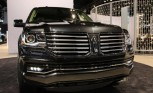 2017 Lincoln Navigator Next in Line for Aluminum Body