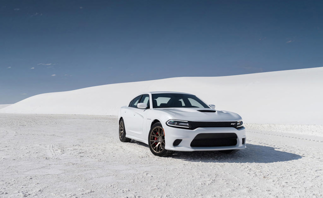 Dodge Charger Hellcat Actually Faster than 204 MPH