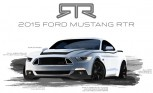 2015 Ford Mustang RTR Previewed in New Sketches