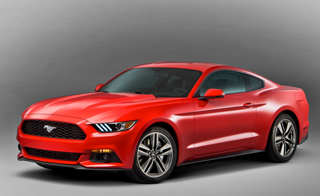 Ford Mustang to Get 10-Speed Transmission