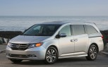 2015 Honda Odyssey Earns NHTSA Five-Star Safety Rating