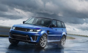 2015 Range Rover Sport SVR Officially Debuts