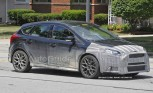 2016 Ford Focus RS Likely for North America with AWD