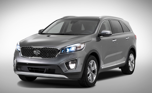2016 Kia Sorento Bows Ahead of Paris Motor Show Debut