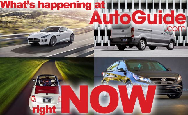 AutoGuide Now For the Week of August 4