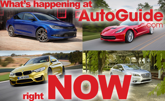 AutoGuide Now For the Week Of August 18