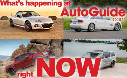 AutoGuide Now For The Week of September 1