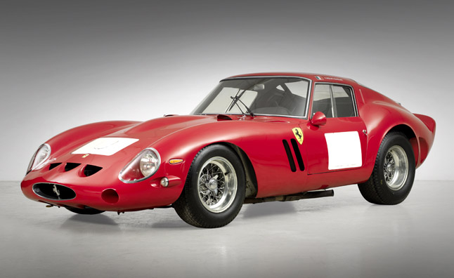 Ferrari 250 GTO Sells for Record-Setting Price at Auction