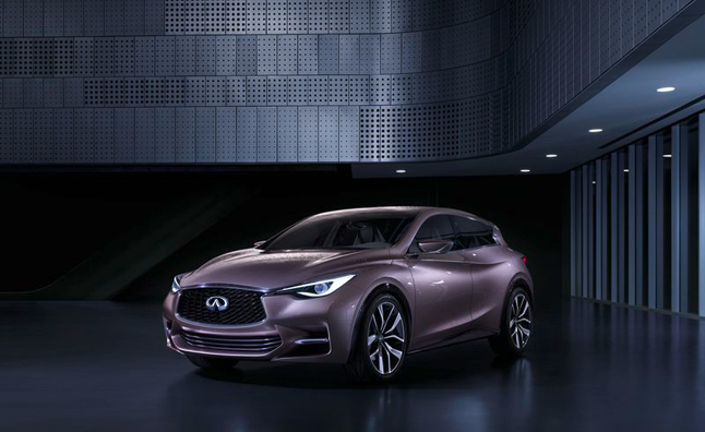 Infiniti Lineup to Reach 13 Models by 2020