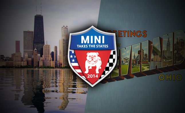 MINI Takes the States: Chicago to Cleveland