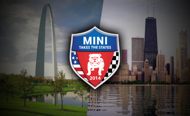 MINI Takes the States: St. Louis to Chicago