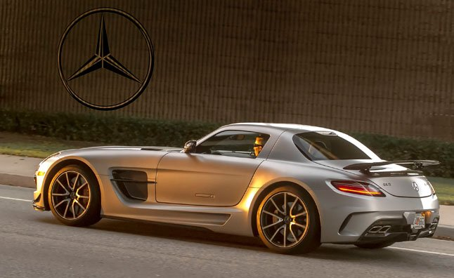 Mercedes-Benz SLS AMG GT Coupe