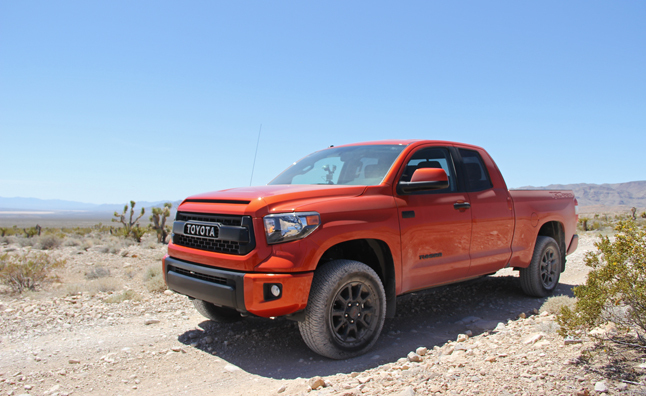 2015 Toyota Tundra TRD Pro Priced from $42,385