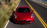 Alfa Romeo 6C Planned as Jaguar F-Type Fighter
