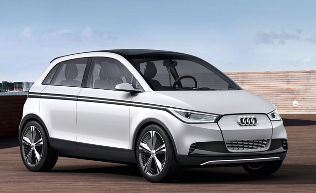 Audi Readying a Pair of Electric Crossovers
