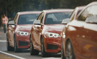 BMW M235i Stars in Epic Driftmob Video