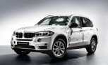 Armored BMW X5 to Debut at Moscow Motor Show