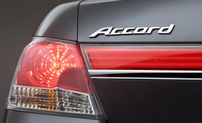 Honda Accord Tops Most Stolen Vehicles List, Again
