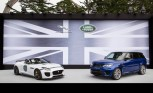 Jaguar Land Rover Debuts Three New Models at Pebble Beach