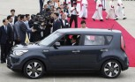 Pope Francis Enlists Kia Soul as Latest Popemobile