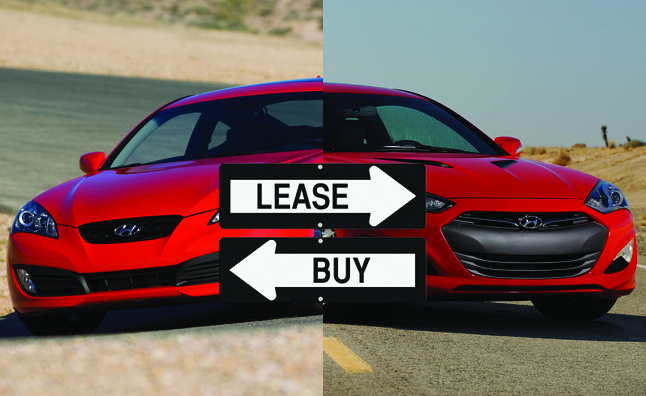 lease new or buy used