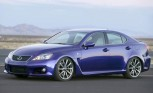 Last Lexus IS F Leaves the Building