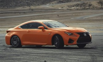 New Lexus RC F Ad Tests Your Patience in a Fun Way