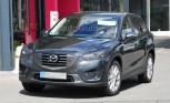 2016 Mazda CX-5 Facelift Revealed in Spy Photos