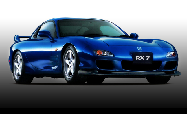 Mazda RX-7 and RX-9 in the Works