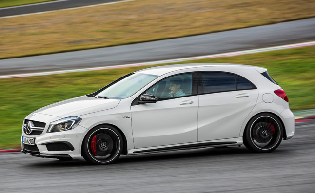 Next-Gen Mercedes A-Class Adding Multiple Variants