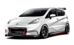 Nissan Model Mashups Showcase Bizarre Creations