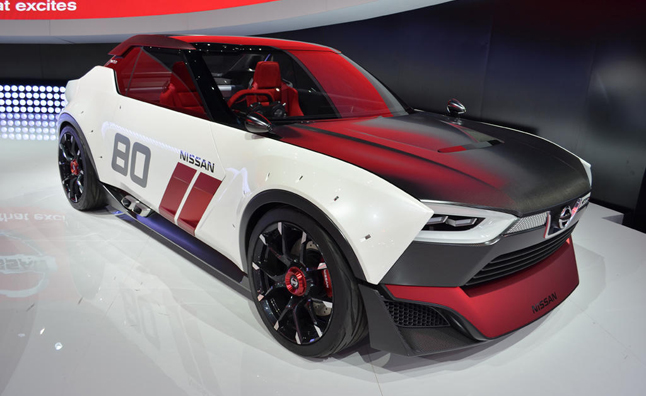 Nissan IDx to Ditch Retro Styling