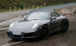 Porsche 911 Facelift Exposed in Spy Photos