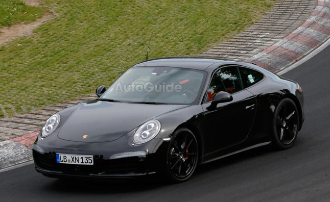 Porsche 911 GTS Rumored for LA Auto Show Debut