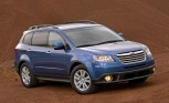 Subaru Still Developing Three-Row SUV Model