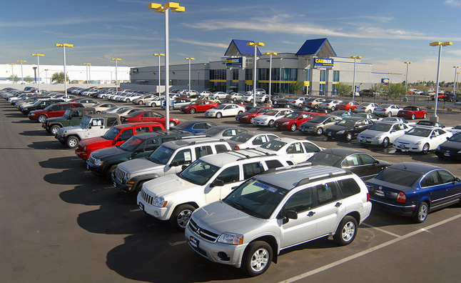 Used Car Prices Finally Dropping: ALG