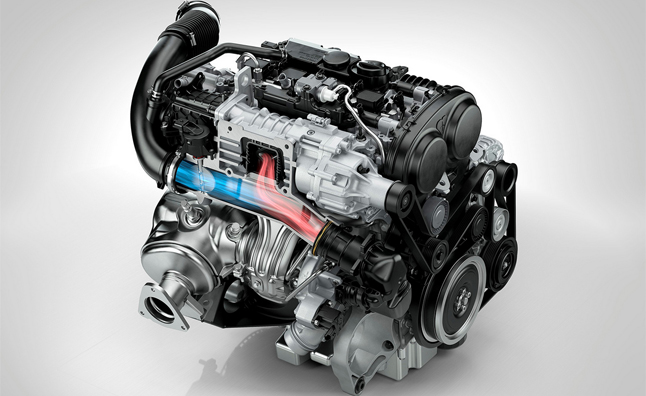 Volvo Announces Three-Cylinder Engine Family